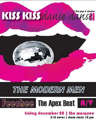 Kiss Kiss Danse Danse II poster