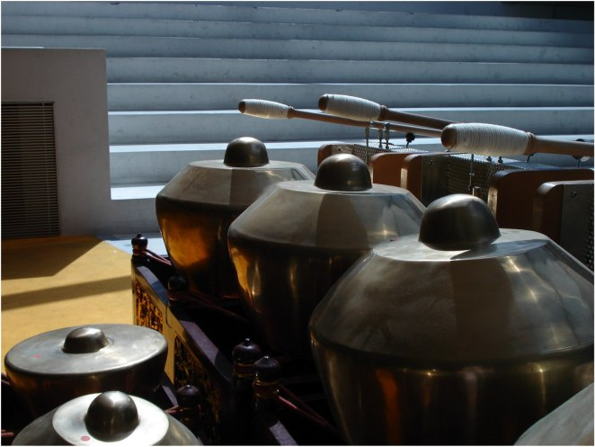 Robotic Gamelan at Casa da Musica, Porto, Portugal