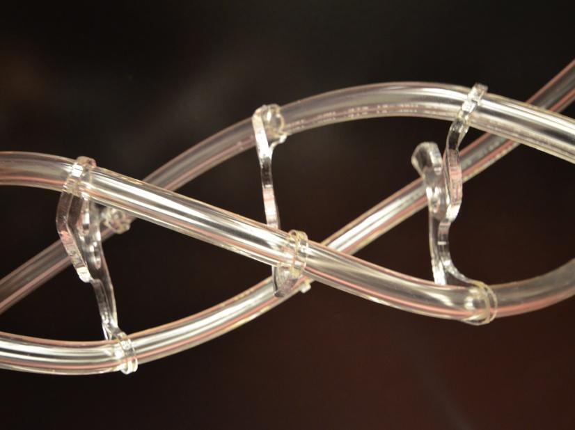 Design study for the Spine digital musical instrument.