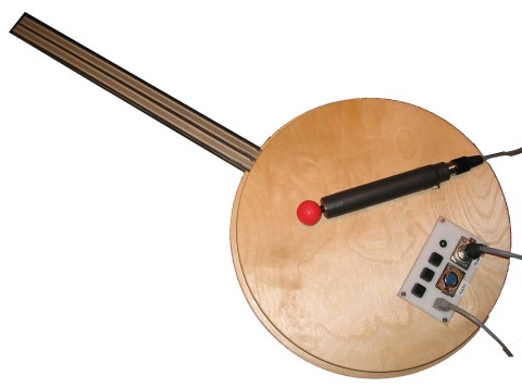 The second version of the Celloboard digital musical instrument.